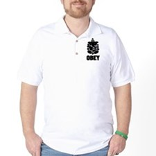 Ganesh OBEY. Golf Shirt