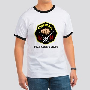 SHORIN RYU PERSONALIZED Ringer T