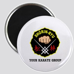 SHORIN RYU PERSONALIZED Magnet