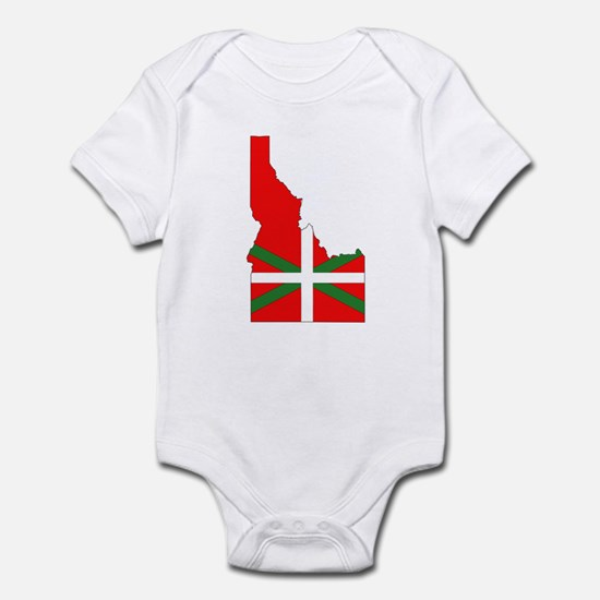 Idaho Basque Infant Bodysuit