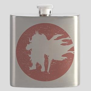Stressed Dark Knight Male Flask