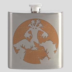 Stressed Druid Flask