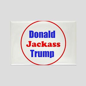 Donald Jackass Trump Magnets
