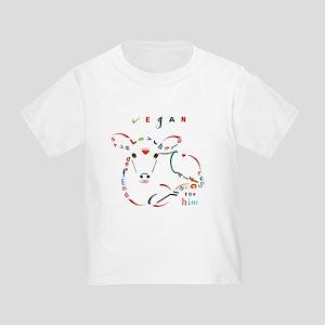 Calf Typography T-Shirt