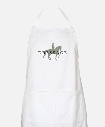 Piaffe W/ Dressage Text Apron
