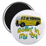 Rollin' In My '64 Magnet