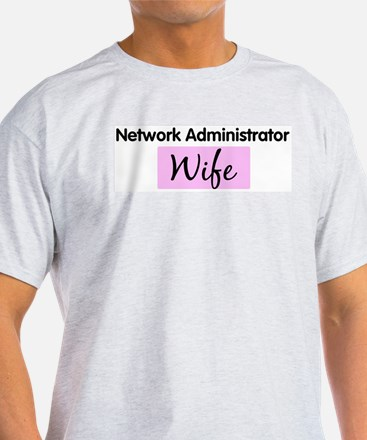 Network Administrator Wife T-Shirt