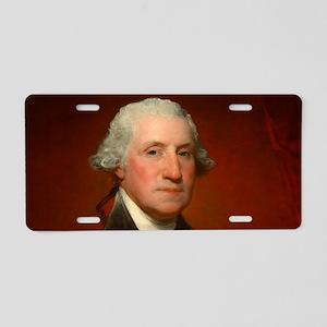 Portrait of George Washington by Gilbert Stuart Al