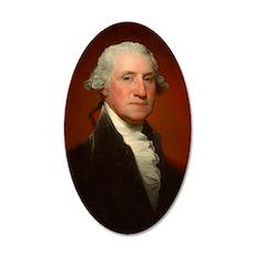 Portrait of George Washington by Gilbert Stuart Wa