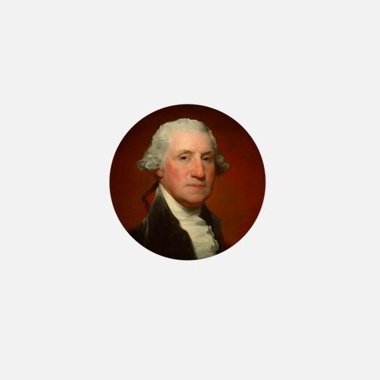 Portrait of George Washington by Gilbert Stuart Mi