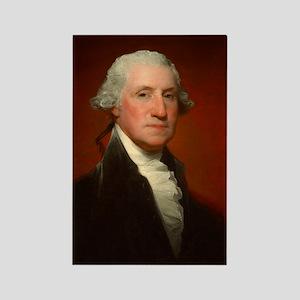 Portrait of George Washington by Gilbert Stuart Ma