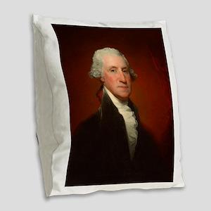Portrait of George Washington by Gilbert Stuart Bu