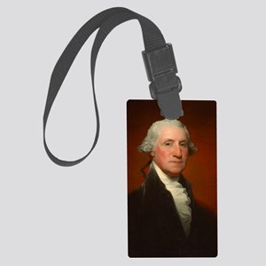 Portrait of George Washington by Gilbert Stuart Lu