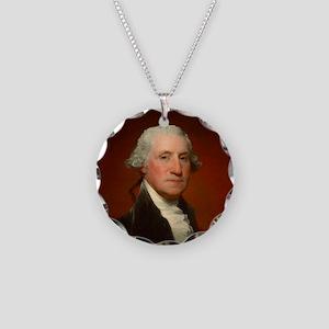Portrait of George Washington by Gilbert Stuart Ne