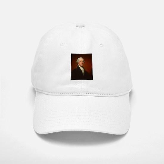 Portrait of George Washington by Gilbert Stuart Ba
