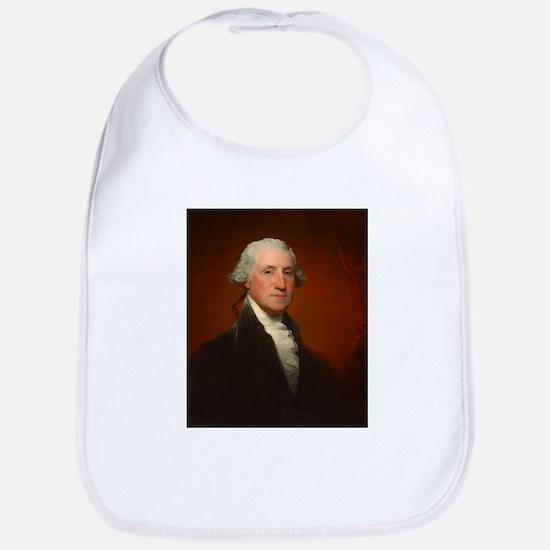 Portrait of George Washington by Gilbert Stuart Bi