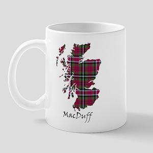 Map - MacDuff Mug