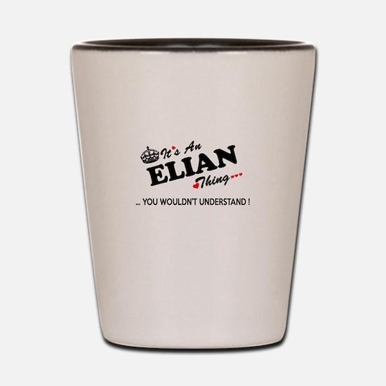 Elian Shot Glass