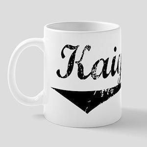 Kaiya Vintage (Black) Mug