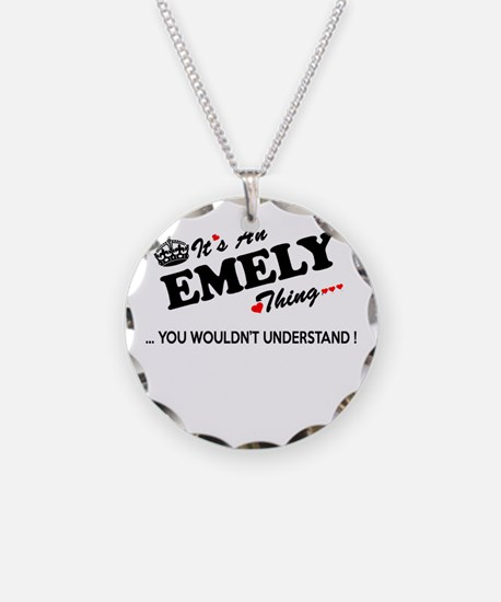 Emely Necklace