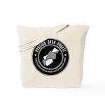 POP Logo B&W Tote Bag
