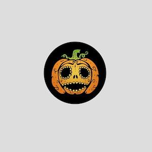 Sweet Halloween Pumpkin Mini Button