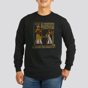 Seti I and Ramesses II Long Sleeve T-Shirt