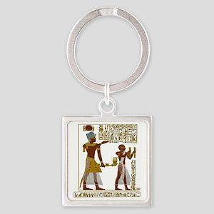 Seti I and Ramesses II Keychains