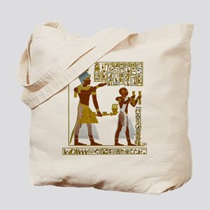 Seti I and Ramesses II Tote Bag