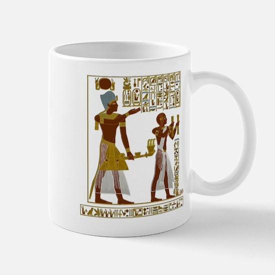 Seti I and Ramesses II Mugs