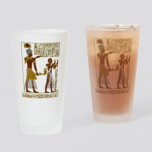 Seti I and Ramesses II Drinking Glass