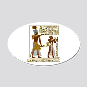 Seti I and Ramesses II Wall Decal