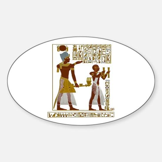 Seti I and Ramesses II Decal