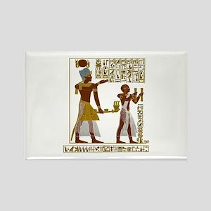 Seti I and Ramesses II Magnets