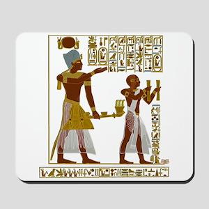 Seti I and Ramesses II Mousepad