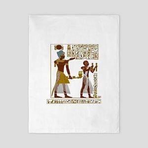 Seti I and Ramesses II Twin Duvet