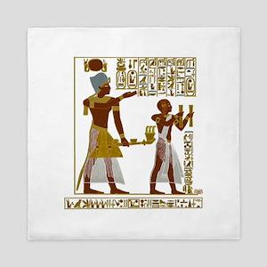 Seti I and Ramesses II Queen Duvet