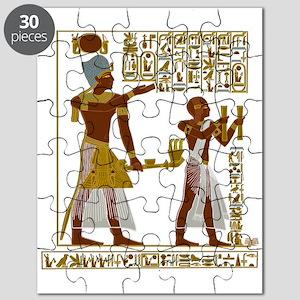 Seti I and Ramesses II Puzzle