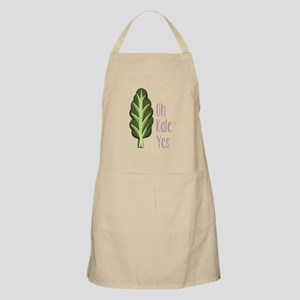 Oh Kale Yes Apron