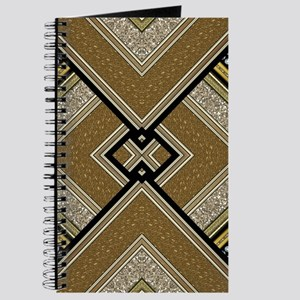 Art Deco Black Gold 4 Journal