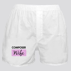 COMPOSER Wife Boxer Shorts