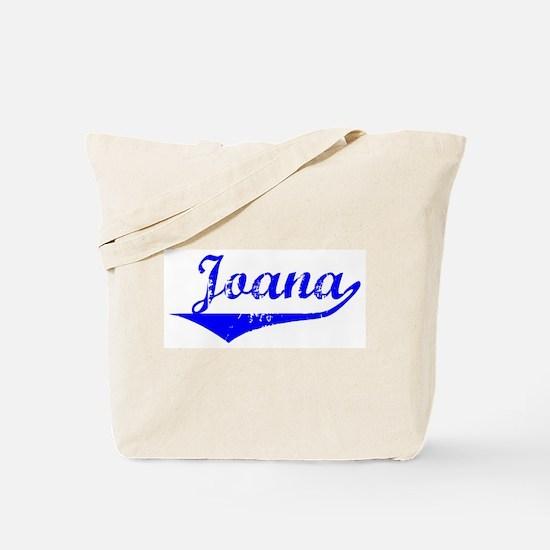 Joana Vintage (Blue) Tote Bag