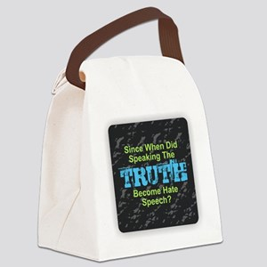 Truth Canvas Lunch Bag