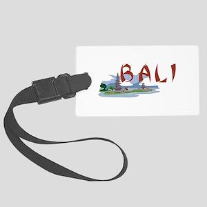 Bali Luggage Tag