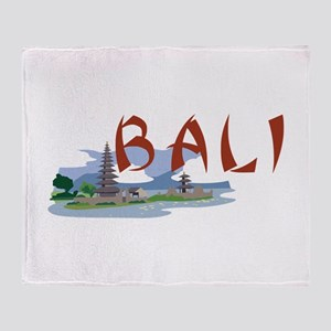 Bali Throw Blanket