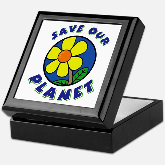 Save Our Planet Keepsake Box