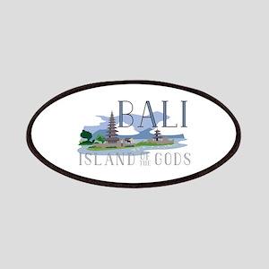 Bali Island Of Gods Patch