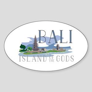 Bali Island Of Gods Sticker