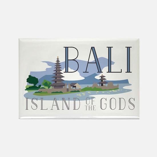 Bali Island Of Gods Magnets
