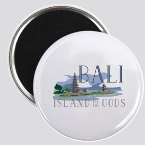 Bali Island Of Gods Magnets